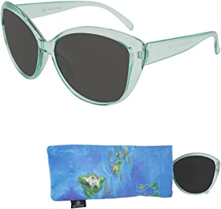 Sunglasses for Teens – Smoked Lenses for Teenagers - UV Protection - Crystal Frame Ages 12 to 18