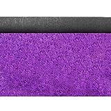 Gräser outdoor kunstrasen Farbiger Kunstrasen Kunstrasen Geeignet for Innen- und Außendekoration Kunstrasen auf farbiger Landebahn. Stärke 20mm, Blau Lila ( Color : Purple 20mm , Size : 2mX2m )