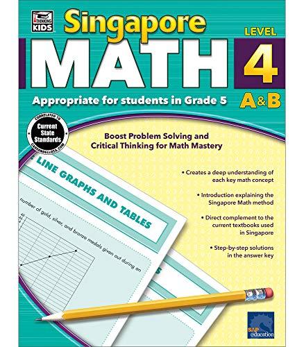 Singapore Math Level 4 A & B