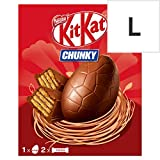 High-Q Kit Kat Chunky - Huevo de chocolate con leche (260 g)