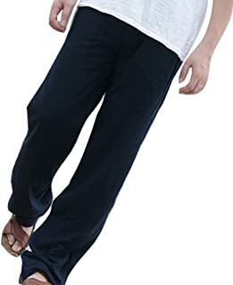e26a6accb78af Amazon.fr : pantalon fluide uni - Homme : Vêtements
