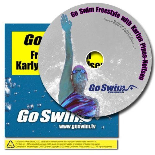 Price comparison product image Go Swim Freestyle with Karlyn Pipes-Neilsen