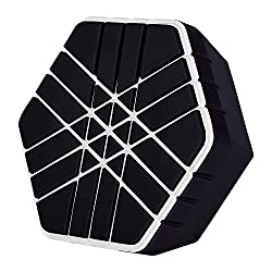 powerful Vivitar bluetooth speaker, black