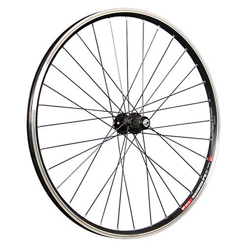 Taylor-Wheels 26 Zoll Hinterrad Laufrad DT Swiss 535 Deore XT FH-M8000 Disc Nabe schwarz