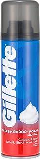 Gillette Regular Shaving Foam For Men, 200ml