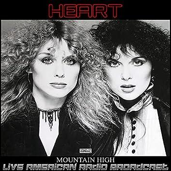 Mountain High (Live)