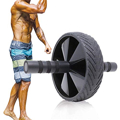 GR8 Abs Roller Wheel - Abs Roller - Ab Roller - Ab Roller for Abdominal Exercise  - Abs Workout Equipment - Abdominal Exercise Equipment - Ab Roller Wheel
