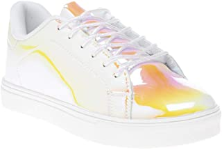 FALCON Anna Womens Sneakers Yellow