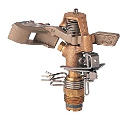 Rain Bird 25PJDAC Brass Impact Sprinkler review 2019