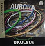 Aquila Colored Soprano Ukulele string by Aurora - Green