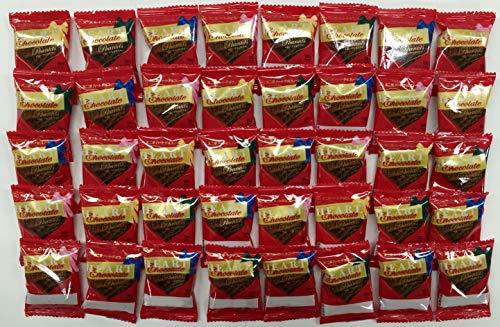 不二家『1枚ミニハートチョコレート』