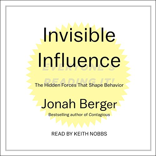 Page de couverture de Invisible Influence