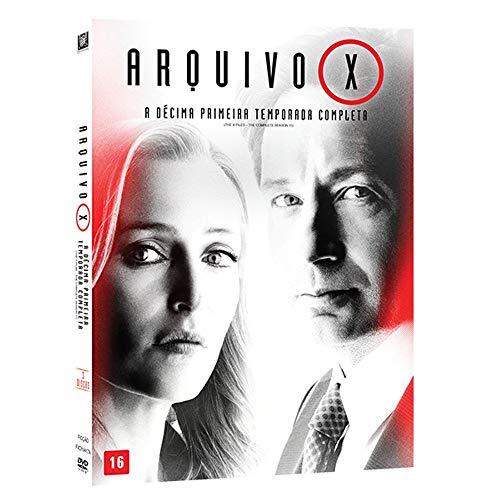 Arquivo X 11ª Temporada [Dvd]