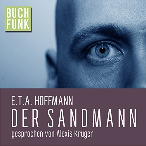 Der Sandmann audiobook cover art