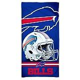 Wincraft NFL Buffalo Bills 3D Strandtuch 150x75cm -