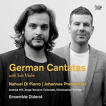 German Cantatas with Solo Violin (Bonus Track Version)