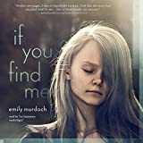 Bargain Audio Book - If You Find Me