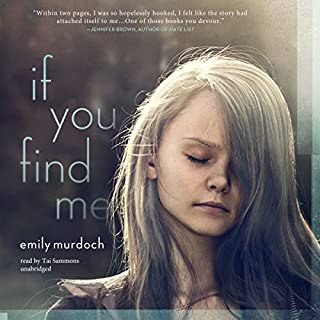 If You Find Me audiobook cover art