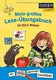 Duden Leseprofi – Mein großes Lese-Übungsbuch für die 2. Klasse: Mit über 100 spannenden Leserätseln (Lesen lernen 2. Klasse, Band 12)