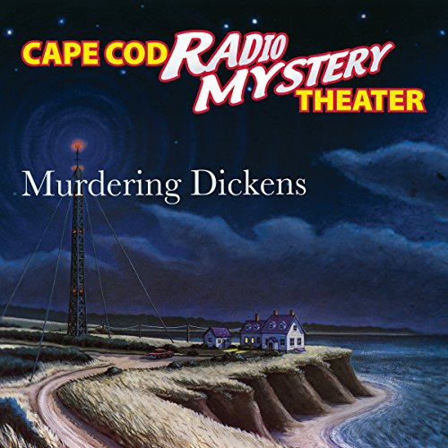 Murdering Dickens audiobook cover art