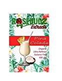 Rosebudz Extracts Hemp Oil 500 mg (Flavor Pina Colada), Great fpr Stress and Anxiety and Minor Pains, Helps You get a Good Nights Rest (1/2 Gram / .5 ml)