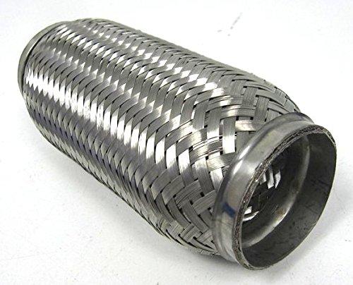 Flexrohre Flexrohr flexibles Rohr Flexstück Flexteil Auspuff Hosenrohr 45x230