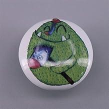 PYouo-kast handgrepen 1 st porselein knoppen dressoir trekt, keramische keuken kast ronde knoppen, kledingkast pull, slaap...