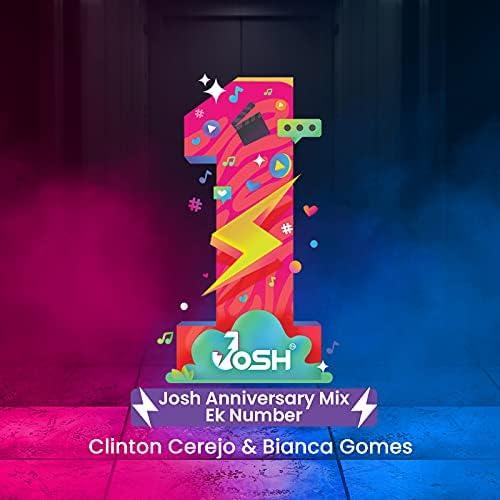 Josh, Clinton Cerejo & Bianca Gomes