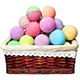 Bath Bomb Gift Basket Sulfate Free. 18 Relaxing...