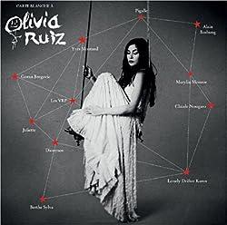 Carte Blanche a Olivia Ruiz