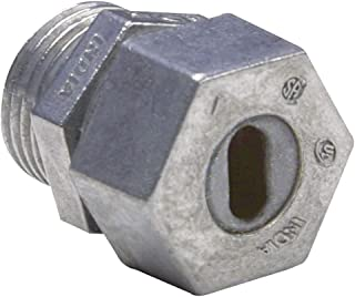 Sigma Electric ProConnex 49092 Underground Feeder (UF) Cable Connector 1/2-Inch, 1-Pack