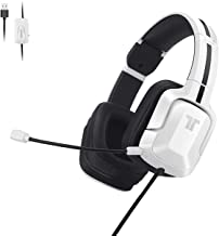 TRITTON 2019 Kunai Pro 7.1 Channel Surround Sound USB PC Gaming Headset Over Ear Headphones with Microphone, USB Gaming Headphones for Computer, PC, PS4, Laptop