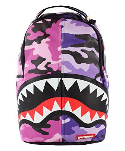 SPRAYGROUND Zaino split camo backpack