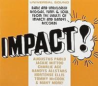 Impact Rare and Unreleased Reggae, Funk, And Soul
