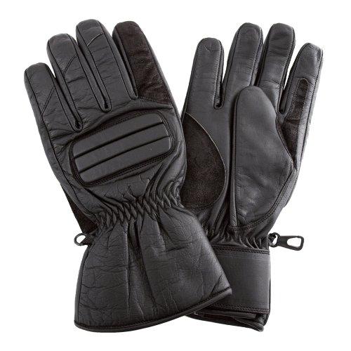 Roleff Racewear Lederhandschuhe, Schwarz, XXL
