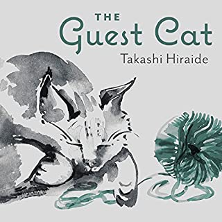 The Guest Cat                   By:                                                                                                                                 Takashi Hiraide                               Narrated by:                                                                                                                                 David Shih                      Length: 3 hrs and 21 mins     17 ratings     Overall 3.6