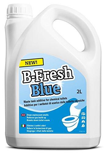B-FRESH B-Fresh Care Blue Additivo Disgregante per Wc Chimici 2 Lt THETFORD ND