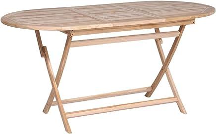 Amazon.fr : table pliante - Ovale / Meubles / Ameublement et ...