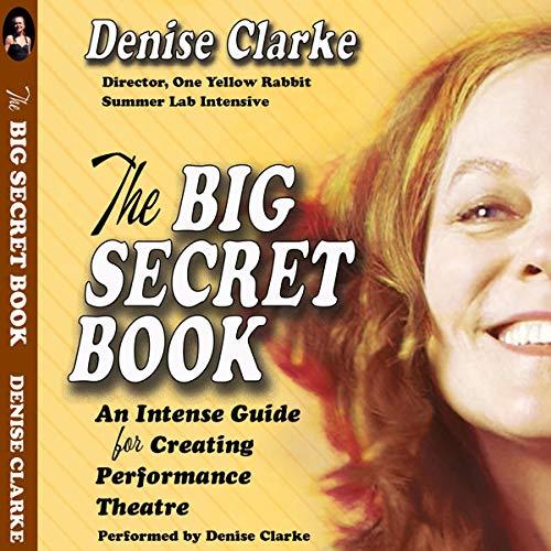 Couverture de The Big Secret Book