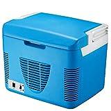 Elektro-Auto-Kühlschrank, tragbarer Mini-Kühlschrank mit Kalt- und Warm Funktionalität - 10L Car...