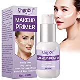 Makeup Primer, Isolation Cream, Skin Tone Correcting and Brightening Primer, Invisible Pore, Cover Acne Marks, Oil Control Moisturizing Essence Concealer Foundation-45ml