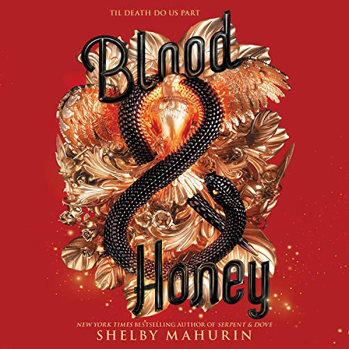 Blood & Honey cover art