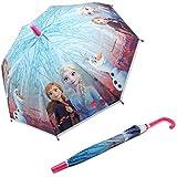 Disney Frozen II Umbrella 23cm with Anna, Elsa and Olaf