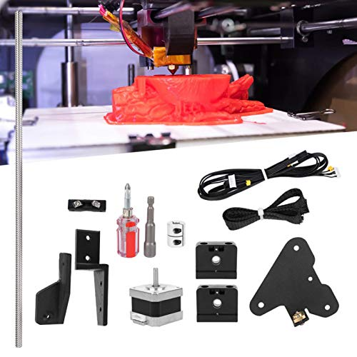 【𝐄𝐚𝐬𝐭𝐞𝐫】 3D Printer Upgrade Kit, High‑Quality Dual Z Axis Upgrade Kit, for Ender‑3 Pro 3D Printer Accessories Creality Ender 3S