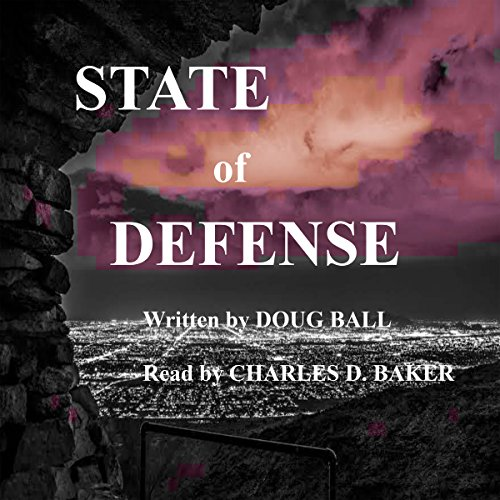 State of Defense audiobook cover art