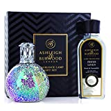 Set da regalo di piccola lampada catalitica asleigh & Burwood pfl637Fairy Ball e Fragranza 250ml PFL960Lino Fresco