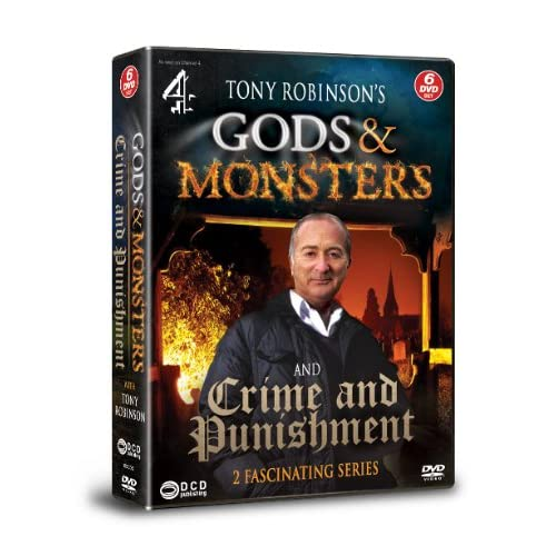 Tony Robinsons Crime & Punishment and Gods & Monsters