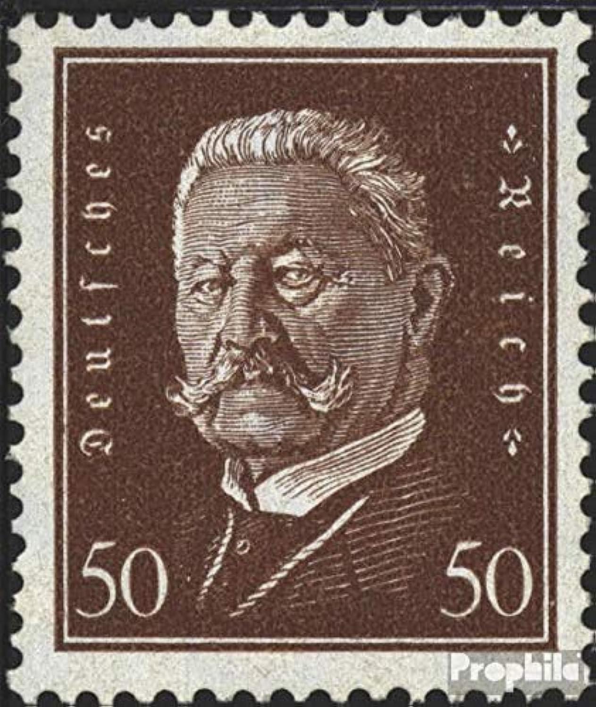 marca Prophila Collection alemán Imperio 420 examinado examinado examinado 1928 Presidente (Sellos para los coleccionistas)  ordenar ahora