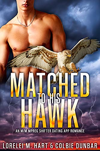 Matched to His Hawk: An M/M Mpreg Shifter Dating App Romance (The Dates of Our Lives Book 7) (English Edition)