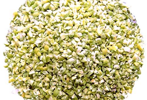 雑穀 雑穀米 国産 ひきわり青大豆 1kg(500g×2袋) (青大豆 緑豆 挽き割り 無添加 無着色) 送料無料※一部地域を除く 雑穀米本舗